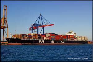 Vigo Container msc vigo container ship dettagli della nave e posizione attuale imo 9480227 mmsi 636092276