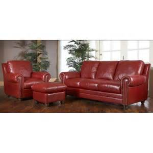 Italian Leather Living Room Furniture Weston Italian Leather Living Room Set From Luke Leather Weston Coleman Furniture
