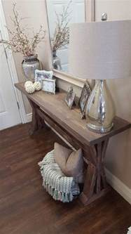 Rustic Foyer Table Enchanting Farmhouse Entryway Decorations For Your
