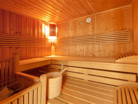 Sauna Steam Bath