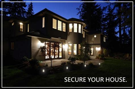 seven simple steps to secure your house for a weekend