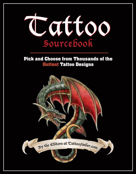 tattoofinder com celebrates the tattoo sourcebook