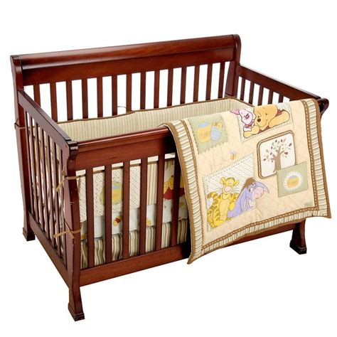 Disney Babies Crib Bedding 17 Best Images About Baby On Pinterest Disney Winnie The Pooh And Officer