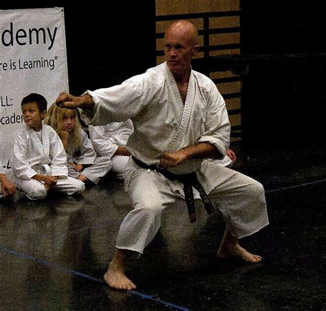 kevin bench instructors phoenix area shotokan karate club