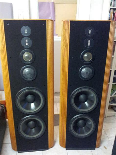 infinity kappa 9 speakers infinity kappa 9 9a 1400 polk audio
