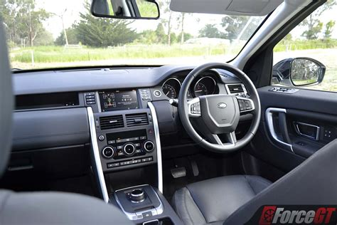 land rover discovery sport interior 2017 land rover discovery sport to launch in india on august