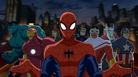 disneyxds ultimate spider man renewed season
