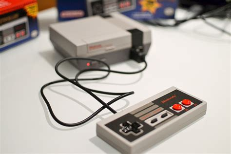 nintendo console nintendo is already selling a lot of nes classic editions