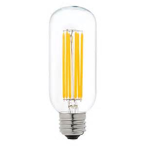 About Led Light Bulbs T14 Led Filament Bulb 75 Watt Equivalent Vintage Light Bulb Radio Style Dimmable 780