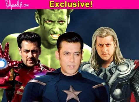 Marvel Film Gossip | 5 reasons why marvel studios should sign salman khan for