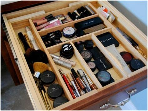 Organizing Makeup Drawers by How To Organize Your Makeup Clean And Scentsible