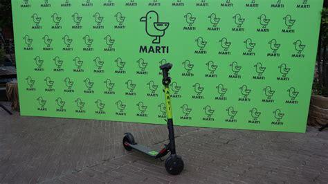 tuerkiyenin yerli ve milli elektrikli scooter paylasim