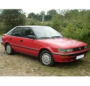 Toyota Corolla 16 1989  Auto Images And Specification