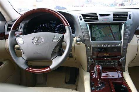 2007 lexus ls460l specs lexus ls460l picture 11 reviews news specs buy car
