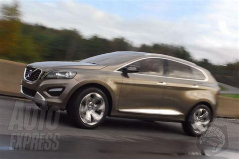 volvo xc60 suv adds style to a practical 4x4