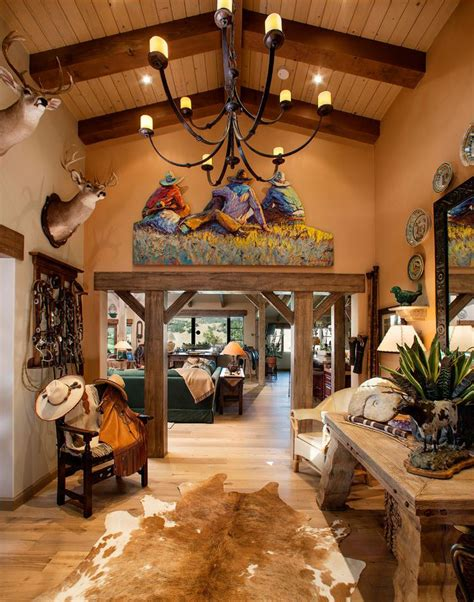 western living room designs decorating southwestern