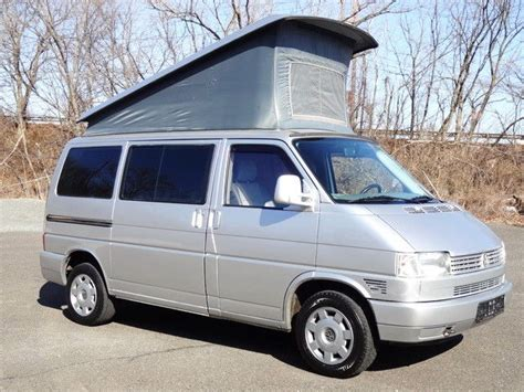 old car manuals online 1992 volkswagen eurovan spare parts catalogs no reserve super rare westfalia euro bus transporter motorhome rv cer 1992 for sale