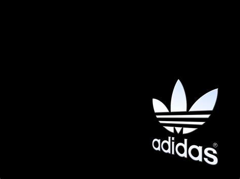 adidas wallpaper black and white adidas logo wallpapers wallpaper cave