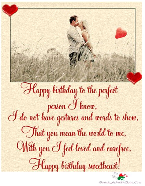 printable romantic birthday cards for husband romantic birthday wishes cute and short happy birthday