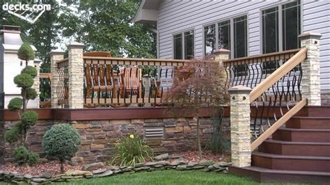 patio porch decks com deck railing designs