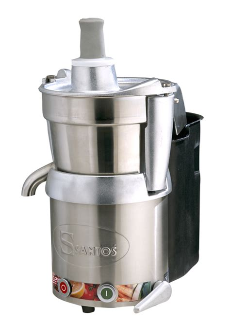 Juicer Santos santos 28 miracle pro mj800 commercial juice extractor