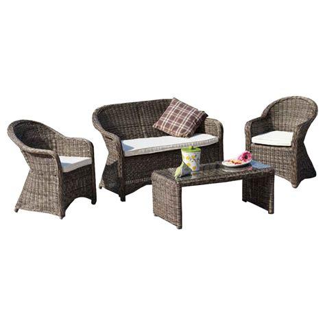 divano giardino rattan divano giardino polyrattan idee per il design della casa
