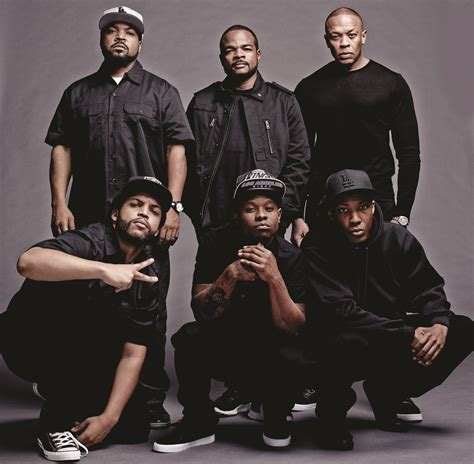 Nwa Compton dr dre and cube relive youth on outta