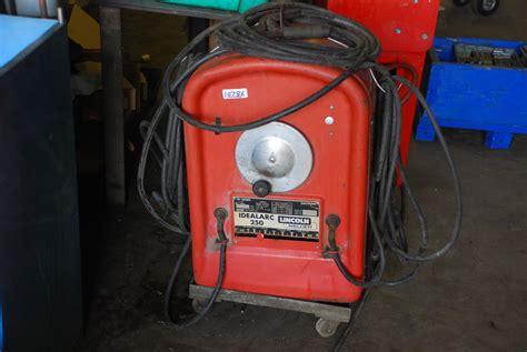 lincoln welder 250 10786 0001 jpg of lincoln idealarc 250 ac welder w cart 10786