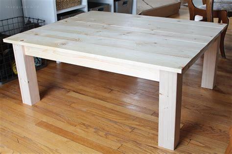 Coffee Table Diy Ideas 13 Diy Coffee Table Ideas Diy To Make