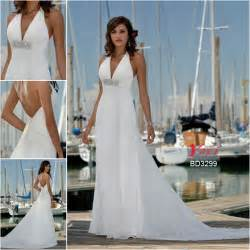 Tropical island wedding dresses images