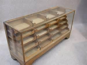 Vintage Antique Display Cabinet Antiques Atlas Vintage Haberdashery Display Cabinet