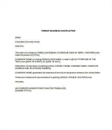 business letter template word word documents