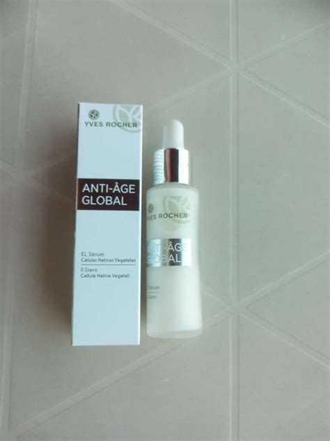 Serum Yves Rocher serum global anti age yves rocher trendy u de