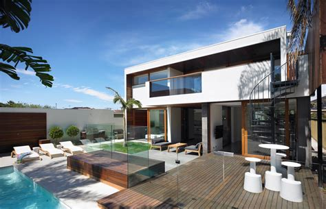 modern resort home design architecture resort house australian design review