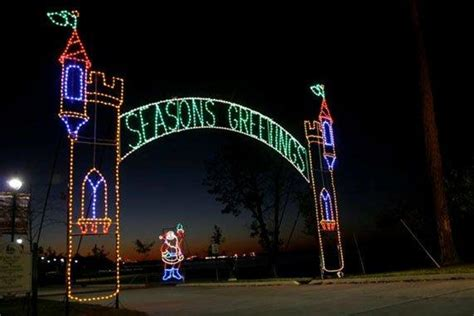best holiday lights displays in southwest louisiana