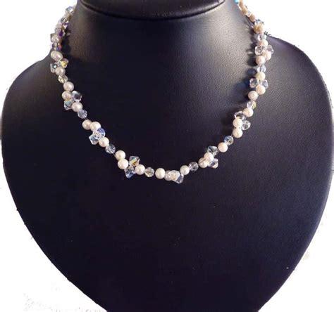 Hochzeit Perlen by Brautkette Mit Zuchtperlen Zur Hochzeit