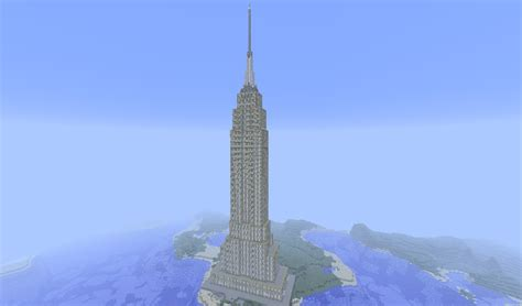 Chrysler Building Floor Plans Empire State Building Download Minecraft Project