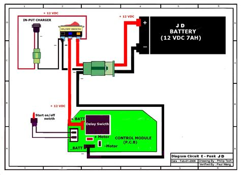 110cc wiring diagram efcaviation