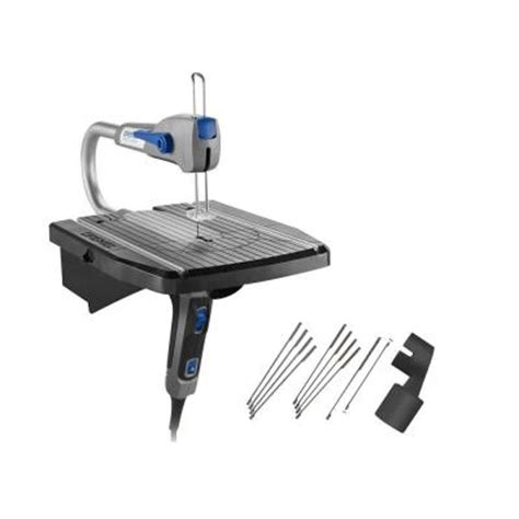 dremel 120 volt corded moto saw scroll saw ms20 01 the
