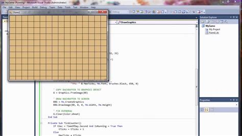 basic programming tutorial visual basic visual basic game programming tutorial part 1 building