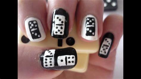 jessie nail art tutorial jessie j domino nail art tutorial youtube