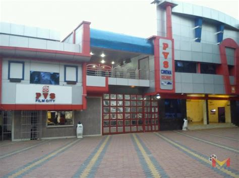 movie theatres cultural centers in kochi india pvs film city tanur malappuram now running movies show