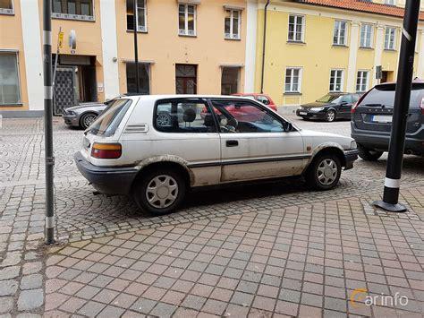 buy car manuals 1992 toyota corolla engine control toyota corolla 3 door hatchback 1 4 manual 81hp 1992
