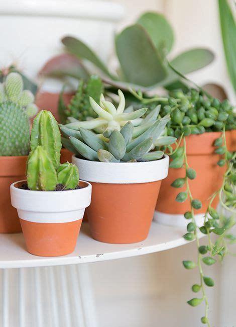 decorazione vasi terracotta decorazione fai da te vaso in terracotta bellissimi 20