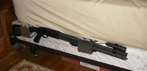 how to bed a rifle image gallery shotgun holder
