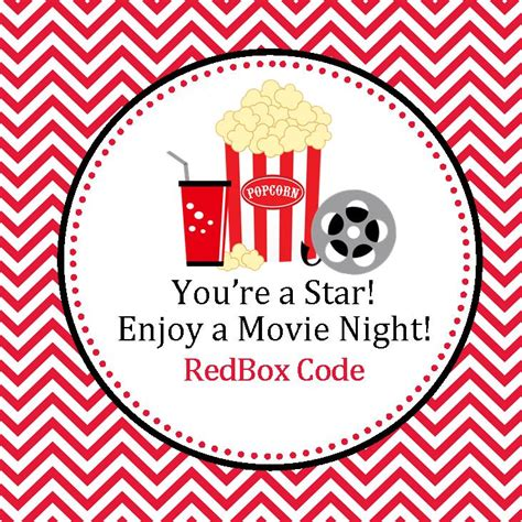 Buy Redbox Gift Card In Store - redbox printable gift tags sweetdesignsbyregan
