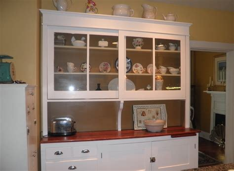 our sears kit home kitchen hutch