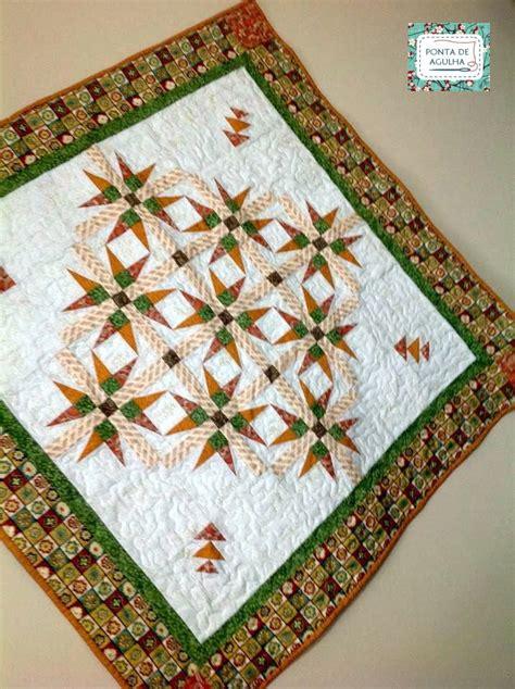 Patchwork Foundation - painel em patchwork ponta de agulha elo7