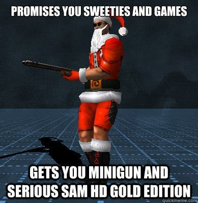 Sam Meme - serious sam memes image memes at relatably com