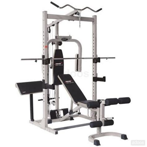exercise equipment trojan power cage complete home